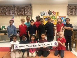 Meet Wagoner Student Council