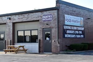 Food Pantry Bloom Township Food Pantry will be OPEN for regular distribution hours.
