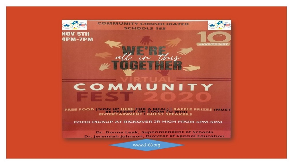 Virtual Community Fest 2020 - We're All In This Together