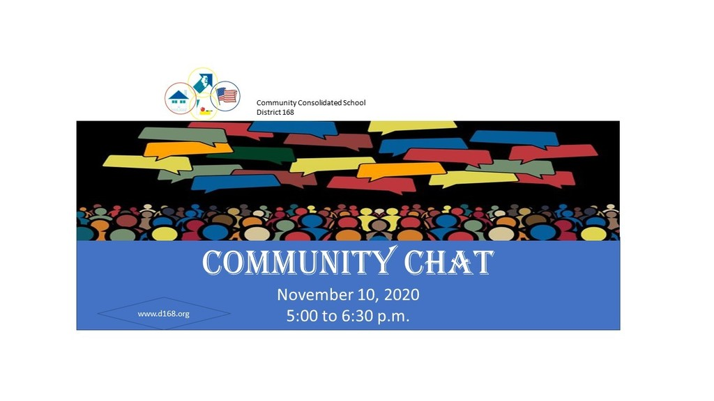 Community Chat - Register today!