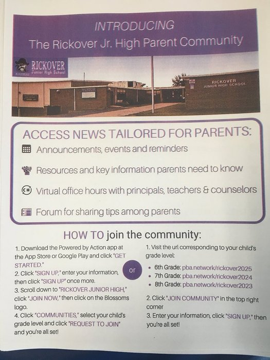 Access news tailored for parents. Announcements, events, and reminders. REsources and key information parents need to know
