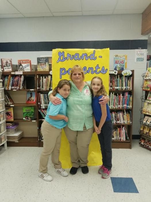 Celebrating Grandparents Day!