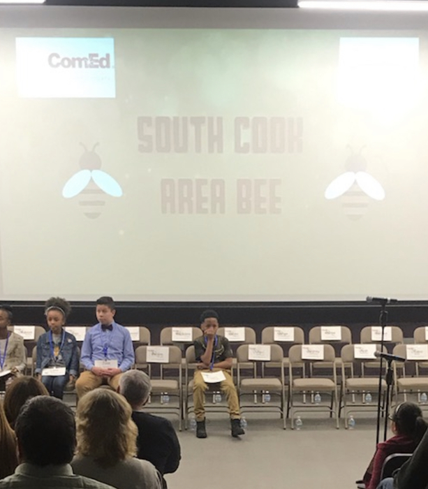 South Cook Spelling Bee