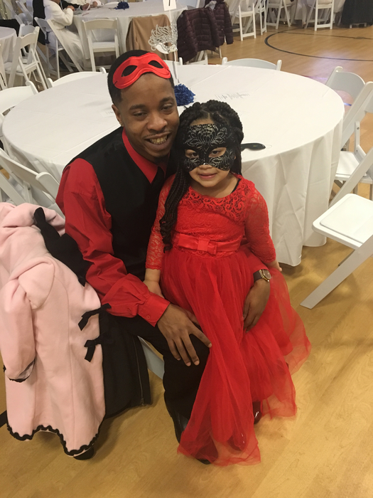 Daddy Daughter Masquerade Ball