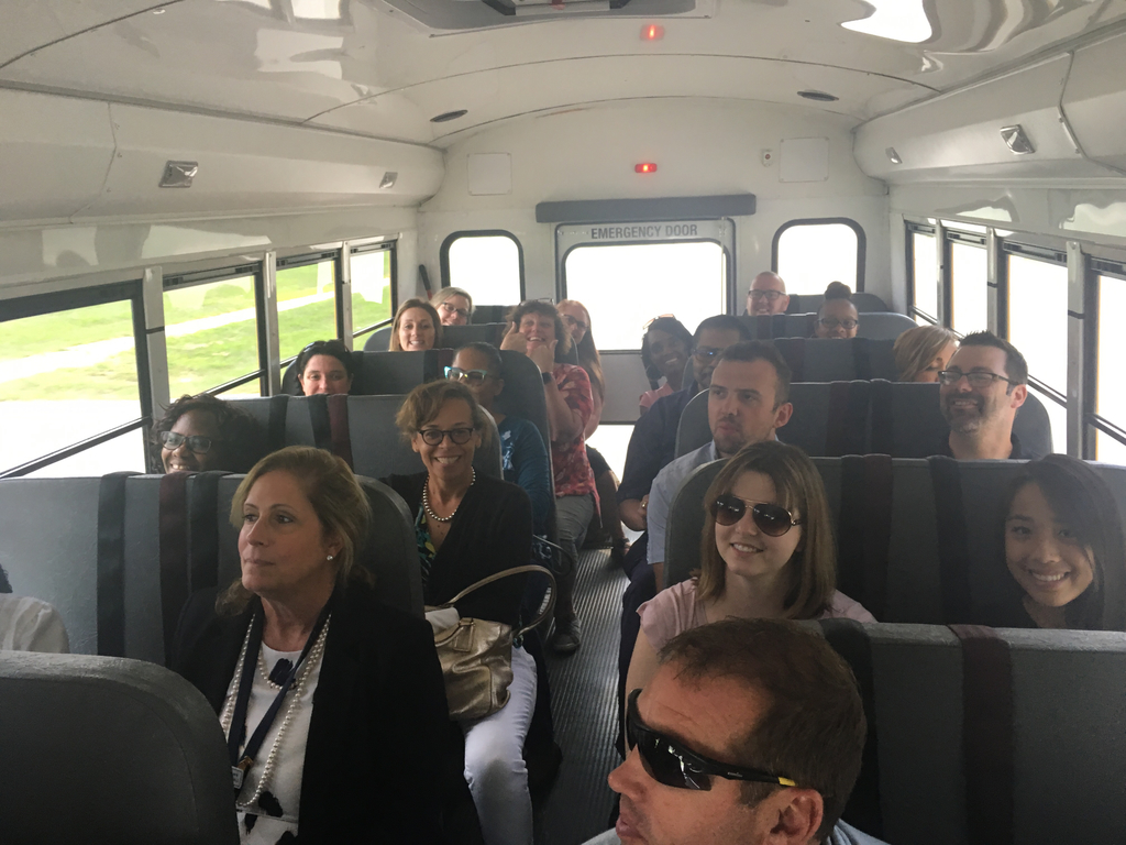 Bus Tour of our community