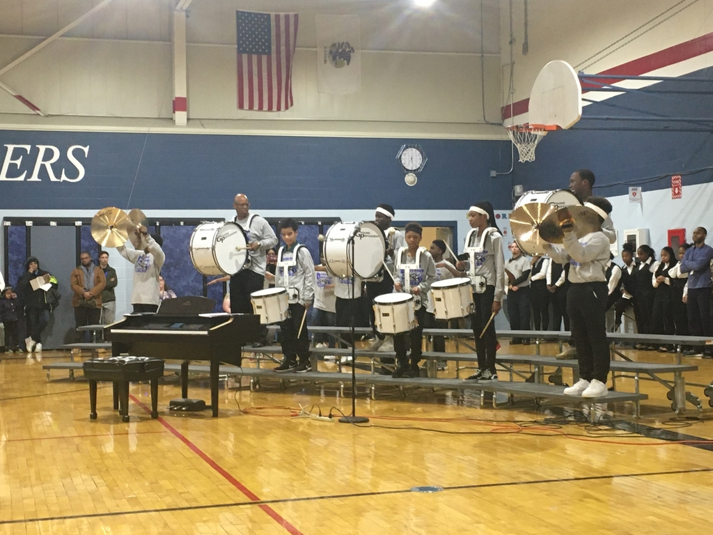 Rickover's Drum Line