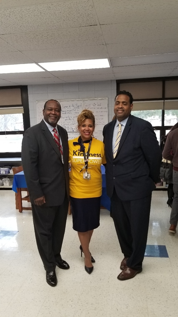Superintendents:  Dr. Gregory T. Jackson, Dr. Donna S. Leak, and Dr. Lenell Q. Navarre