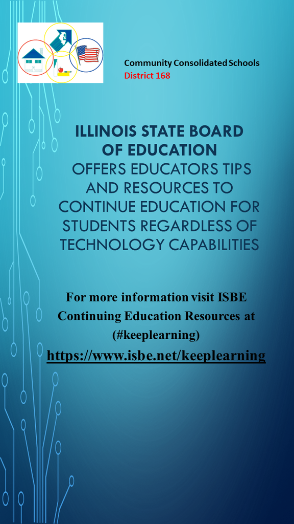 ISBE Offers Educators Continuing Education Resources