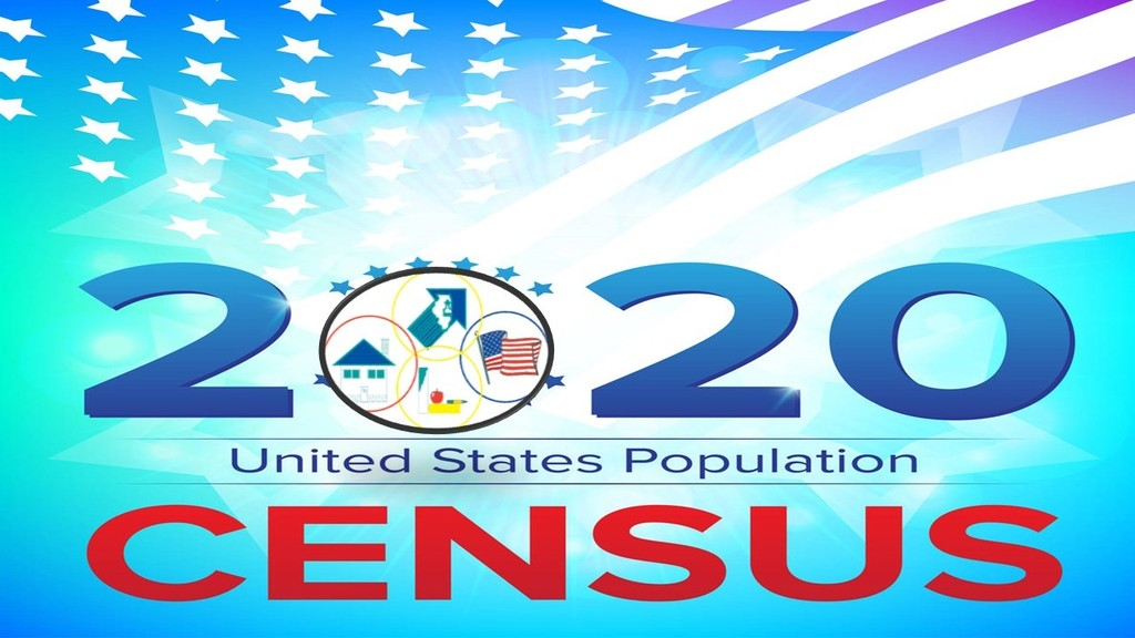 Let's Be Counted. Take the  2020 Census Today​ click https://2020census.gov/​​