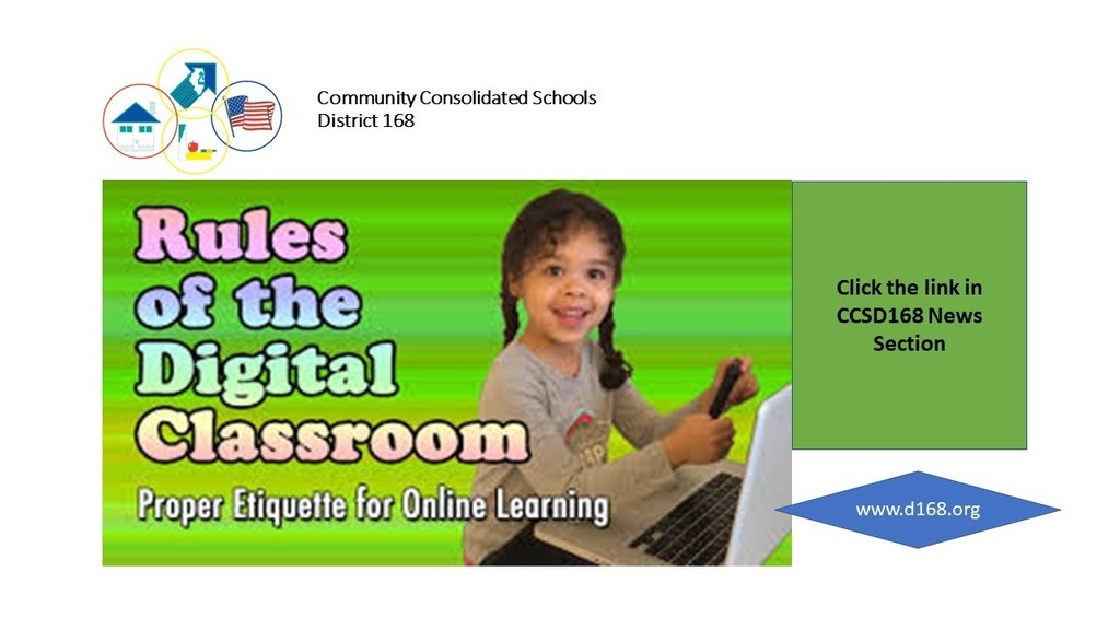 #d168excels - Rules of the Digital Classroom   Watch this adorable video on rules of the digital classroom.  Click the link  https://youtu.be/M6B4_oUeZhw