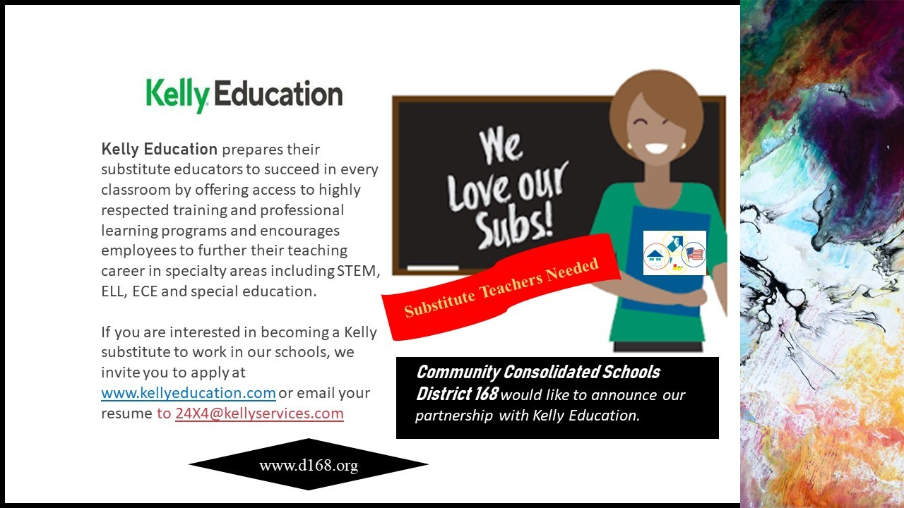 Contact Kelly Education Today!